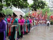 Various activities to commemorate Vietnam's legendary founders