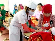 Vietnam show good performance in realising MDGs