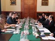 Vietnam, Hungary move to enhance ties