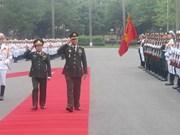 Thai Defence Chief visits Vietnam