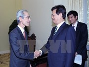PM receives Japan's largest bank chairman