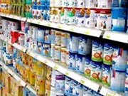 Milk products' prices continue to decline