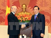 Czech parliamentary committee on budget control welcomed in Hanoi