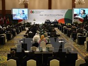 Vietnam debates sea-related development goal at Jakarta forum