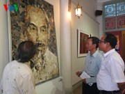 Art exhibition marks 40 years of national reunification