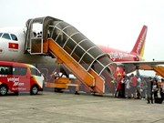 VietJet launches new flights from Hai Phong