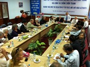 Vietnam thanks US activists for supporting national liberation