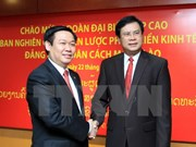Vietnam, Laos share economic development experience