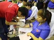 Third blood donation campaign targets 20,000 donors