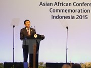 President attends 60th anniversary of Bandung Conference