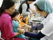 Vietnam observes WHO Immunisation Week
