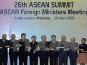 ASEAN Ministers meet in Kuala Lumpur