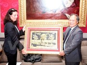 Vietnam, Belgium boost cooperation in legislation