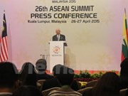 Malaysian PM: leaders determined to realise ASEAN Community