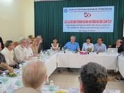 US peace activists visit Da Nang city