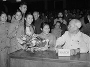 Late President Ho Chi Minh praised in Cuban magazine