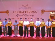 First five-star hotel inaugurated in Can Tho