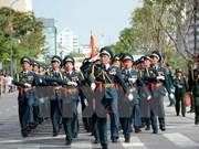 International friends meet on victory anniversary