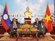 HCM City official receives Lao Vice President