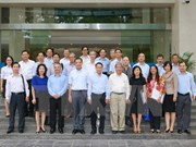 VNA boost coordination with Vietnamese representative offices abroad