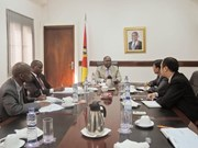 Vietnam, Mozambique step up security cooperation