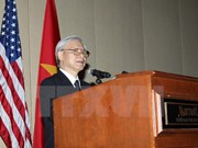 Party leader talks US-Vietnam relations at CSIS
