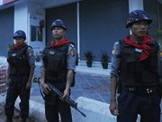 Myanmar intensifies security amid threat from Al-Qaeda