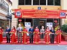 Emergency Operations Centre launched in Hanoi
