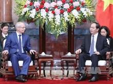 President meets with Bashkortostan PM