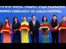 ASEAN festival kicks off in Hanoi