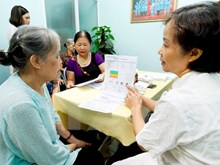 Health care for elderly a growing concern in Vietnam