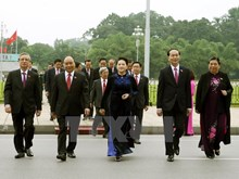 Fourth session of 14th NA opens in Hanoi