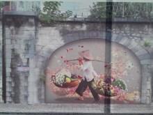 Mural street to dazzle Hanoians