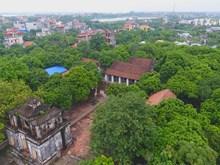 Xich Dang temple of literature – symbol of cultural land