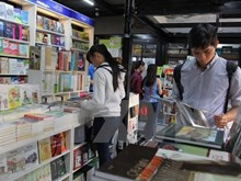 Book street helps encourage reading culture