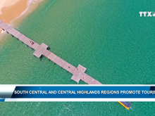 South central and Central Highlands regions promote tourism