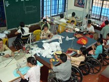 Businesses run by disabled people seek ways to grow