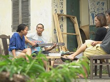 Hanoi's outskirts art sanctuary gathers artists