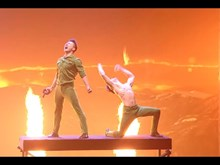 Daredevil brothers make it to top 5 Britain's Got Talent