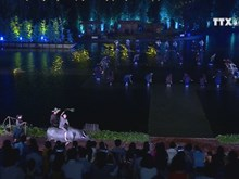 Outdoor spectacle thrills audience