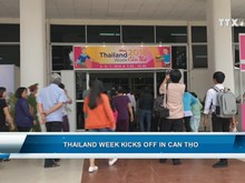 Thailand Week kicks off in Can Tho