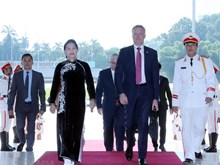 Speaker of Australian House of Representatives welcomed in Hanoi