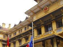 Flag-raising ceremony in Hanoi marks ASEAN establishment