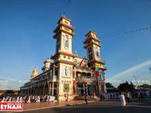A glance at Tay Ninh, the capital of Caodaism