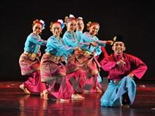 Colourful international dance festival 2017