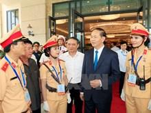 Activities of APEC Economic Leaders' Week rehearsed