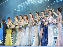 Beauties shine at Miss Sea Vietnam Global 2018's semi-final