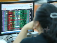 Large-cap stocks fuel indices' gains