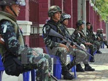 Thai police arrests German man accused of making bomb threat