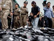 Thailand to ban imports of hazardous wastes